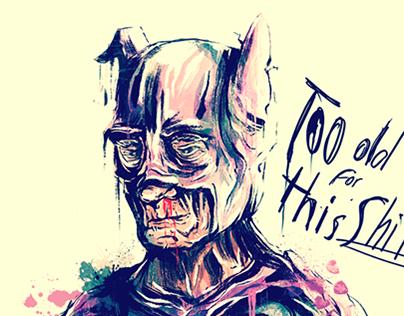 75th Anniversary Batman x Poster Posse