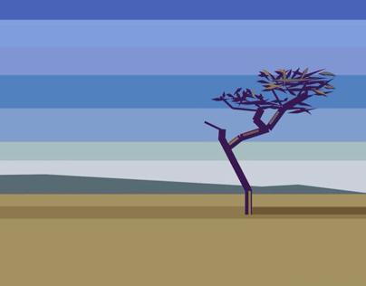 Minimal landscapes