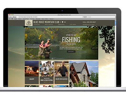 Blue Ridge Mountain Club: Website