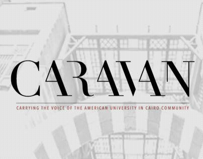 Caravan Website - AUC online magazine