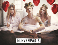 Eleven Paris / Advertising campaign & Catalog