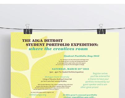 aiga | portfolio review day