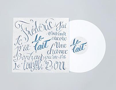 Le Lait, Volume 3