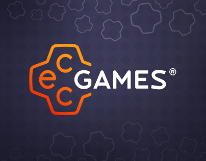 Eccgames - Corporate Identity