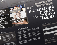 Breton Project Management Website