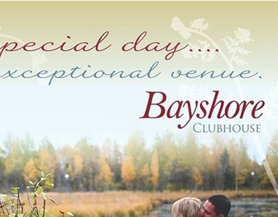Bayshore Clubhouse Advertisement Banner