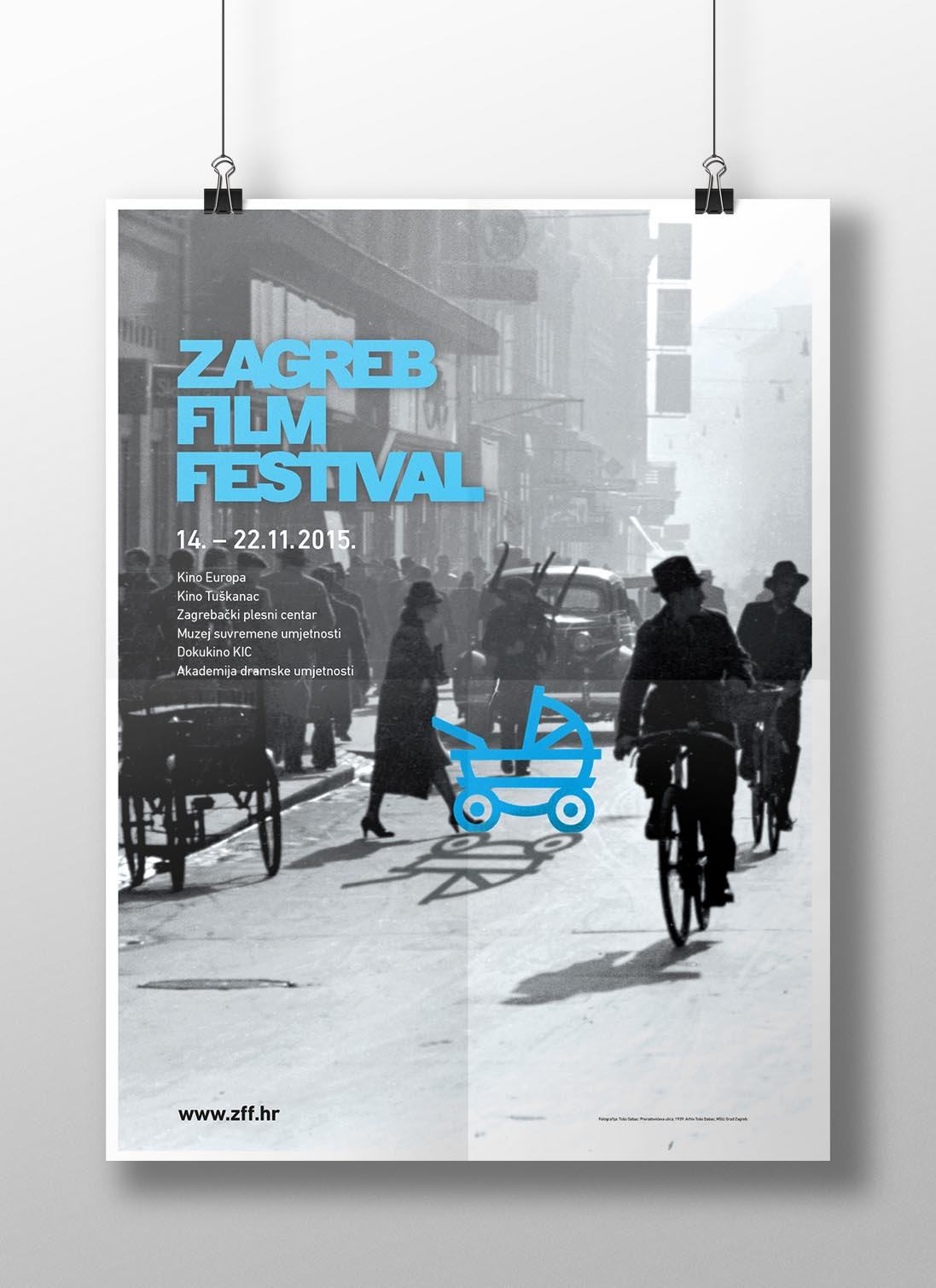 Zagreb Film Festival rejected work