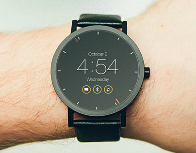 Youre smart, your watch too. - Concept -