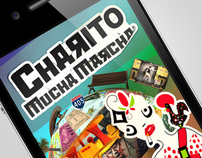 IPhone App  - Charito around the world