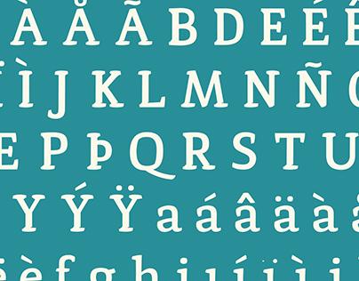 Haia Font