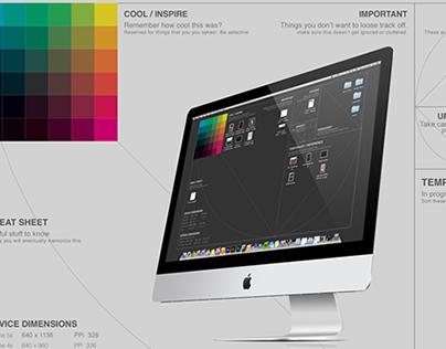 UX Productivity Desktop