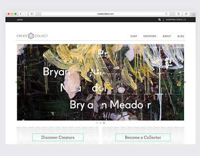Create Collect Website