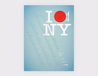 New York Restaurant Week 2011