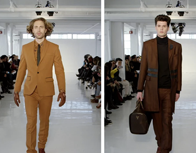 Fashion Week Fall 2014 Montage