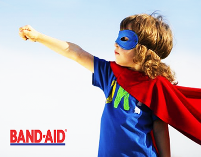 Band-Aid Kid Hero Campaign