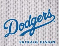 Dodgers Package Design
