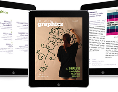 Design Graphics Magazine