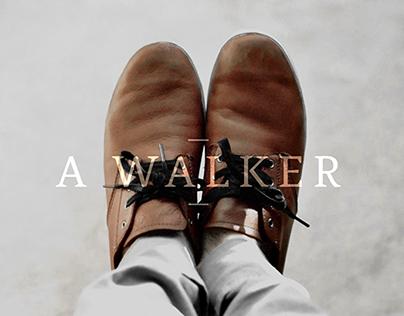 A Walker - Architecture Portfolio Print Brand