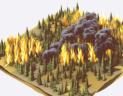 Wired Magazine Wildfire - August 2014
