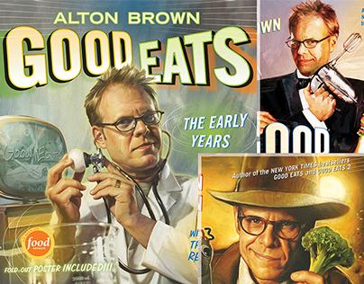 Good Eats book series