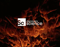 Discovery Science Re-Brand
