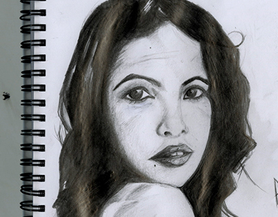 Tribute aaliyah drawing