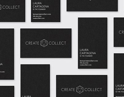 Create Collect branding