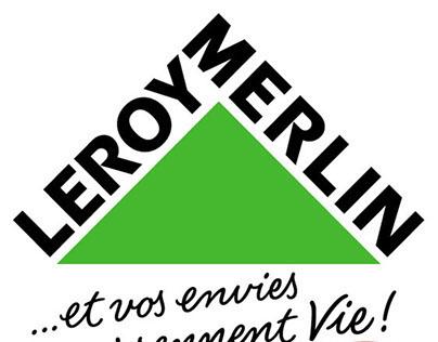 Display Creation in Leroy Merlin
