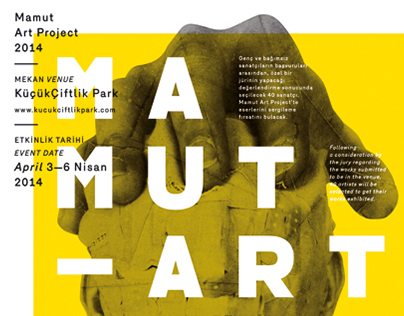 MAMUT ART PROJECT 14