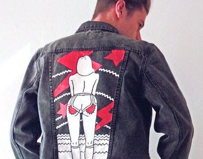 Jacket Backpiece