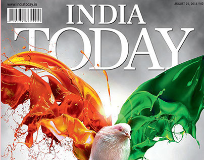 PUBLISHED ON INDIA TODAY coverpage