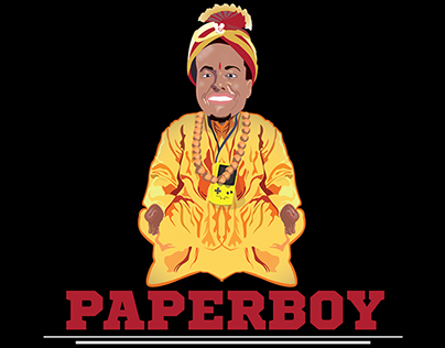 Paperboy Prince of The Suburbs - Logo