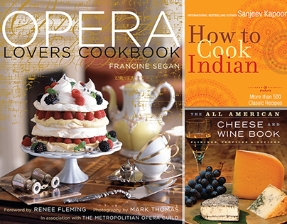 Cookbook projects