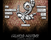 Valerio Pastore official website
