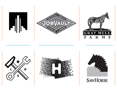 Logos and branding projects