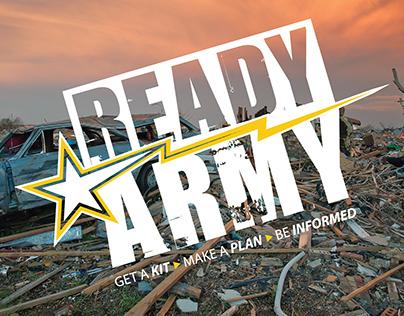 Work Sample: Ready Army