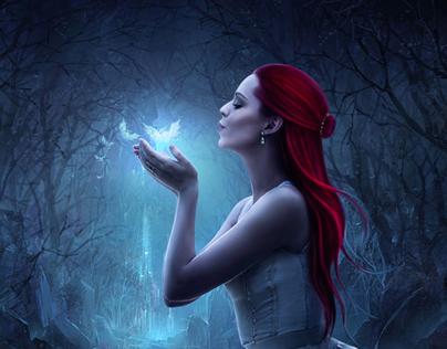 Hopes of the Princess - Photo Manipulation