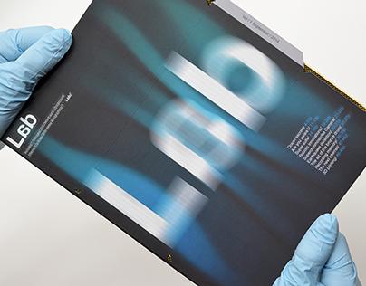 Lab Periodical - Editorial Design