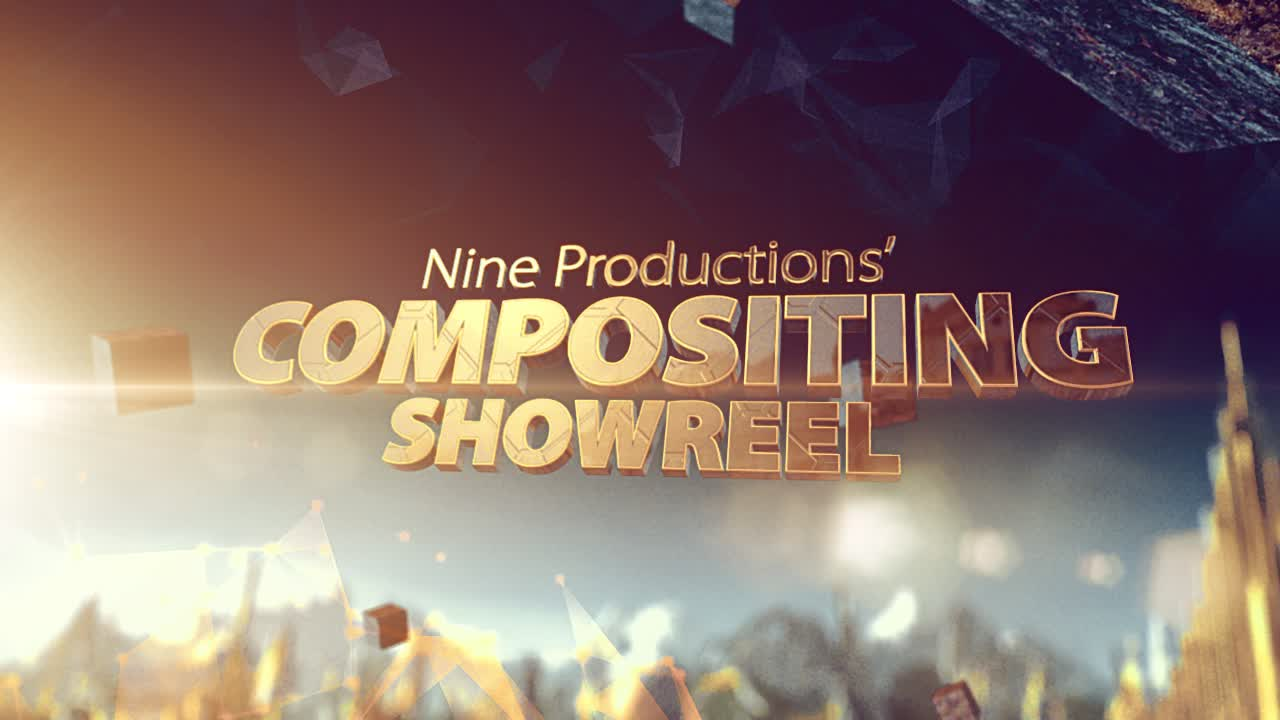 Nine Productions' Compositing Showreel
