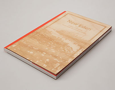 New Eden - A Book Celebrating Great Game Environments