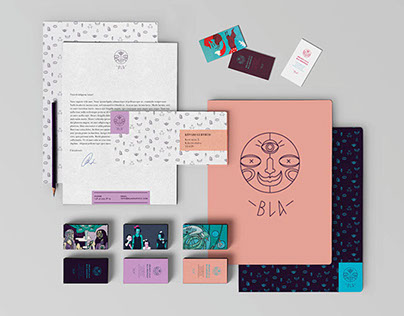 Bla Graphics Branding