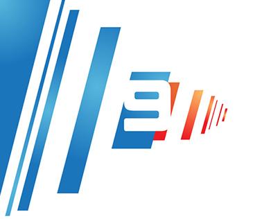 Channel 9 Rebranding Sketch (2012)