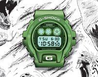 G-Shock/Vice Competition