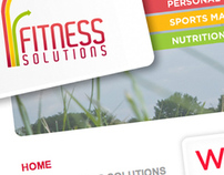 Fitness Solutions Web Update