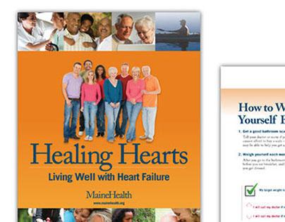 Maine Health Healing Hearts book