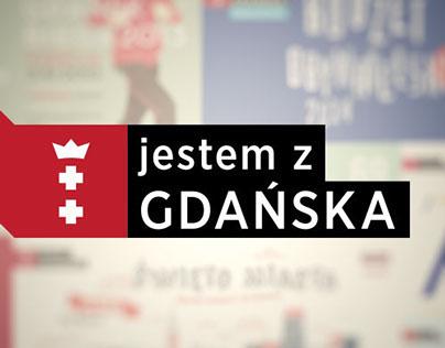Jestem z Gdańska - Rebranding