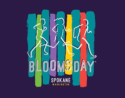 Bloomsday 2014 - Trade Show Souvenir shirt design.