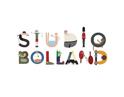 Studio Bolland - Animated Type