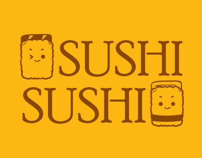 SUSHI SUSHI - Animated Sticker Pack for WeChat