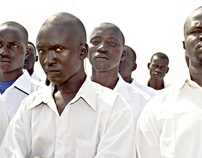 Birth of a new nation-Images from Southern Sudan